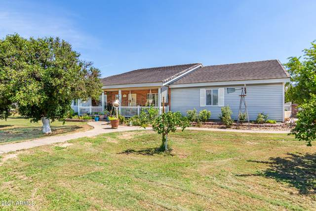 17207 E Chestnut Drive, Queen Creek, AZ 85142 (MLS #6272128) :: Keller Williams Realty Phoenix