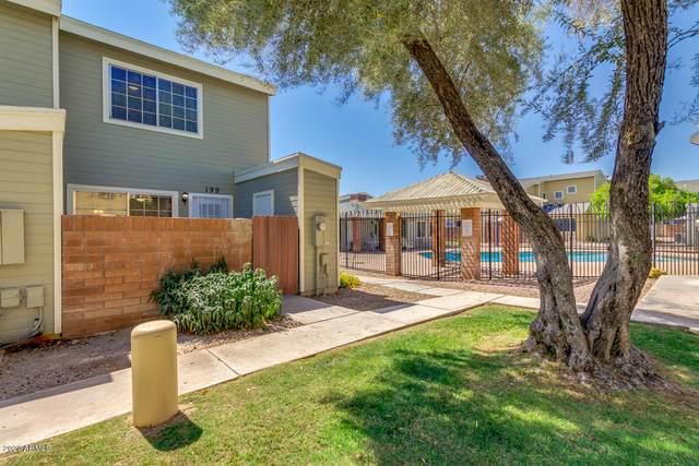 510 N Alma School Road #199, Mesa, AZ 85201 (MLS #6272137) :: Yost Realty Group at RE/MAX Casa Grande