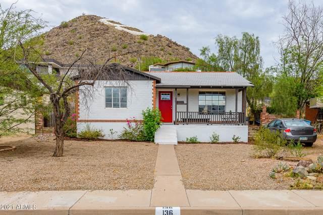 136 W Vogel Avenue, Phoenix, AZ 85021 (MLS #6272139) :: Scott Gaertner Group