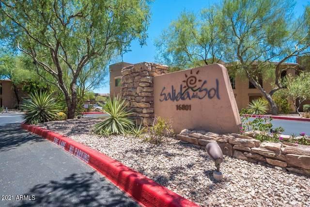 16801 N 94TH Street #1038, Scottsdale, AZ 85260 (MLS #6272145) :: Maison DeBlanc Real Estate