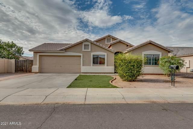 725 E Roberts Avenue, Buckeye, AZ 85326 (MLS #6272158) :: Kepple Real Estate Group