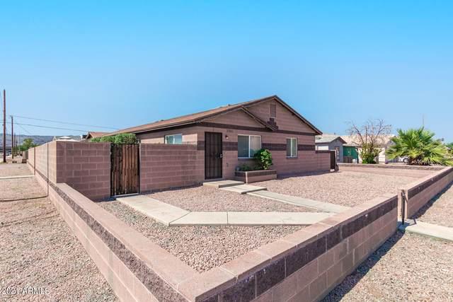 2961 E Wier Avenue, Phoenix, AZ 85040 (MLS #6272159) :: Keller Williams Realty Phoenix