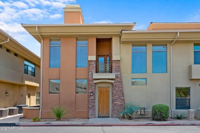 14450 N Thompson Peak Parkway #116, Scottsdale, AZ 85260 (MLS #6272164) :: The Copa Team | The Maricopa Real Estate Company