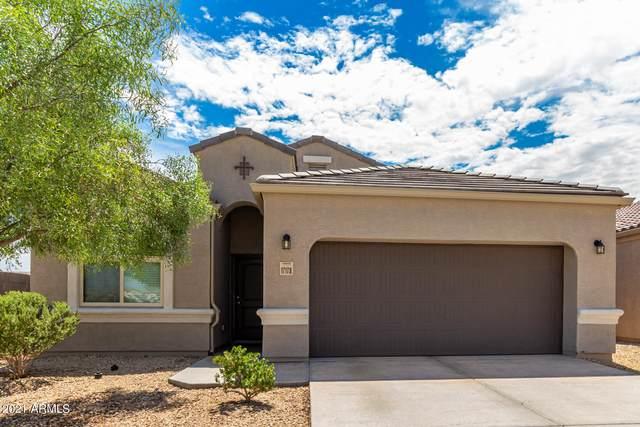 17178 N Bala Drive, Maricopa, AZ 85138 (MLS #6272178) :: Service First Realty