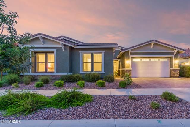 10354 E Topaz Avenue, Mesa, AZ 85212 (MLS #6272180) :: The Laughton Team