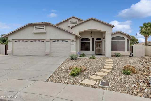 9511 W Ruth Avenue, Peoria, AZ 85345 (MLS #6272181) :: Selling AZ Homes Team