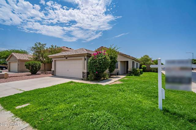 12234 N 121ST Lane, El Mirage, AZ 85335 (MLS #6272184) :: Power Realty Group Model Home Center