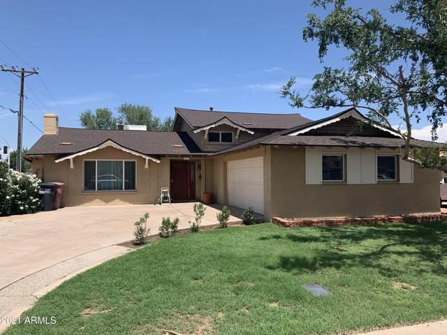 8602 E El Charro Lane, Scottsdale, AZ 85250 (MLS #6272195) :: The Ellens Team