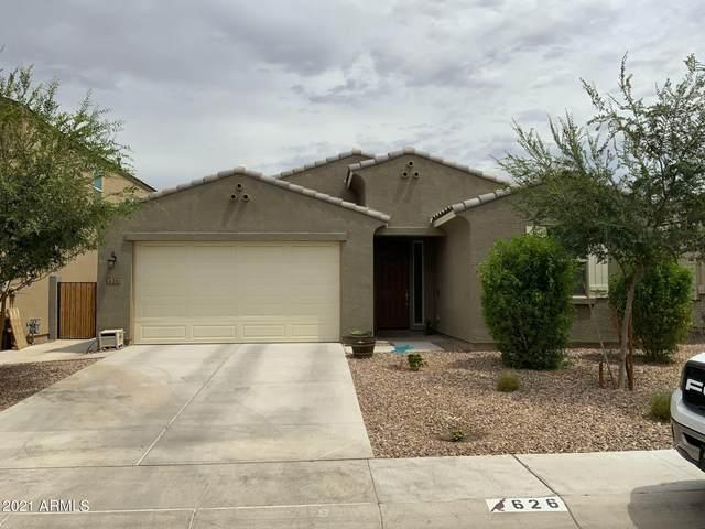 626 W Tallula Trail, San Tan Valley, AZ 85140 (MLS #6272196) :: Scott Gaertner Group