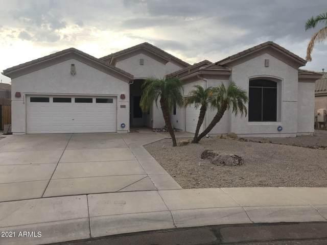 21727 N 92ND Lane, Peoria, AZ 85382 (MLS #6272215) :: Selling AZ Homes Team
