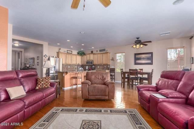 1652 E Lee Drive, Casa Grande, AZ 85122 (MLS #6272220) :: The Copa Team | The Maricopa Real Estate Company