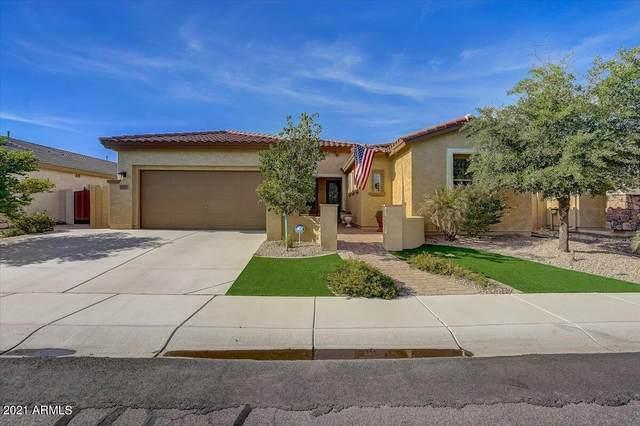 3672 E San Carlos Place, Chandler, AZ 85249 (MLS #6272221) :: Service First Realty