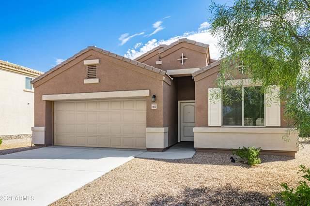 1833 E Angelica Street, Casa Grande, AZ 85122 (MLS #6272264) :: Yost Realty Group at RE/MAX Casa Grande