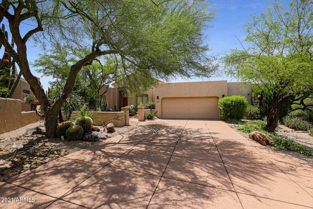 7665 E Old Paint Trail, Scottsdale, AZ 85266 (MLS #6272274) :: The Riddle Group