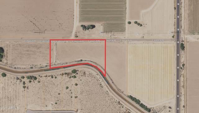 0 E Laughlin Road, Casa Grande, AZ 85194 (MLS #6272284) :: Fred Delgado Real Estate Group