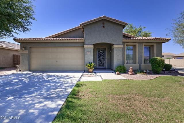 25555 W Blue Sky Way, Buckeye, AZ 85326 (MLS #6272294) :: The Bole Group   eXp Realty