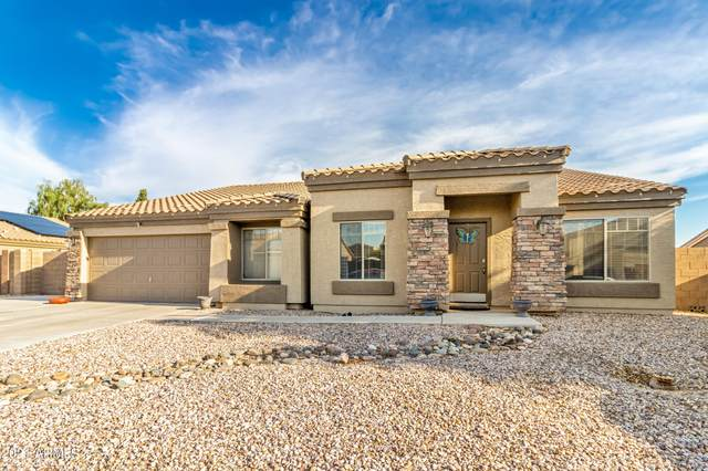 657 E Black Diamond Drive, Casa Grande, AZ 85122 (MLS #6272297) :: Yost Realty Group at RE/MAX Casa Grande