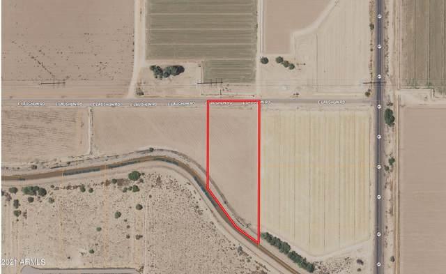 0 E Laughlin Road, Casa Grande, AZ 85194 (MLS #6272300) :: Fred Delgado Real Estate Group