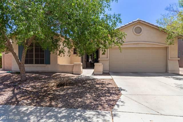 6121 S 46TH Avenue, Laveen, AZ 85339 (MLS #6272312) :: The Bole Group | eXp Realty