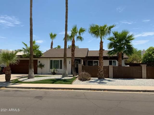 8681 E Latham Street, Scottsdale, AZ 85257 (MLS #6272315) :: Service First Realty