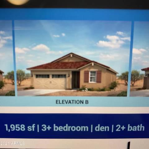 2834 N Trailridge Lane, Casa Grande, AZ 85122 (MLS #6272354) :: Selling AZ Homes Team