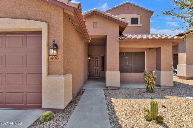 406 S 113TH Drive, Avondale, AZ 85323 (MLS #6272364) :: Yost Realty Group at RE/MAX Casa Grande