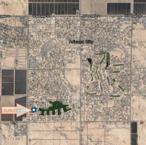 11080 W Magdalena Drive, Arizona City, AZ 85123 (MLS #6272382) :: Yost Realty Group at RE/MAX Casa Grande