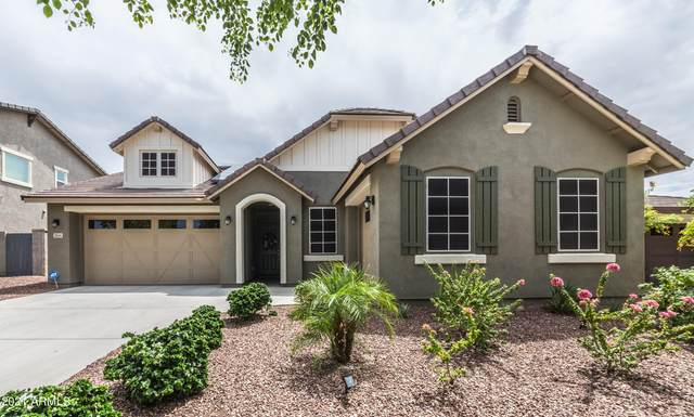 3245 N Springfield Street, Buckeye, AZ 85396 (MLS #6272396) :: Selling AZ Homes Team
