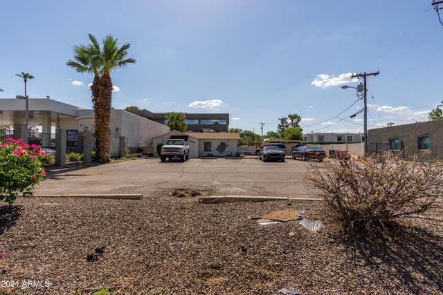 2916 N 70TH Street, Scottsdale, AZ 85251 (MLS #6272397) :: The Riddle Group