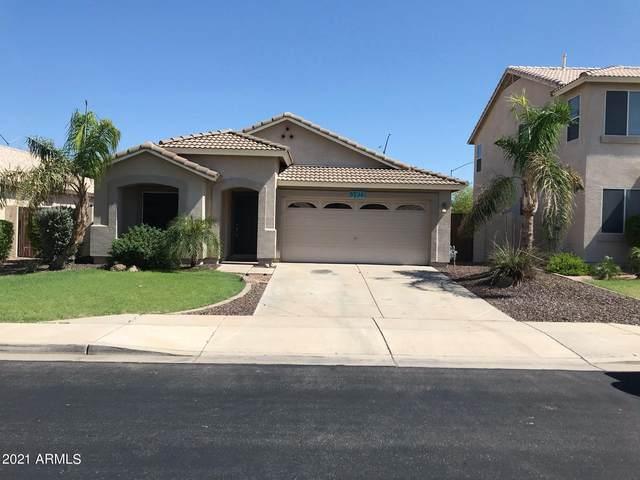 9736 E Knowles Avenue, Mesa, AZ 85209 (MLS #6272400) :: Yost Realty Group at RE/MAX Casa Grande
