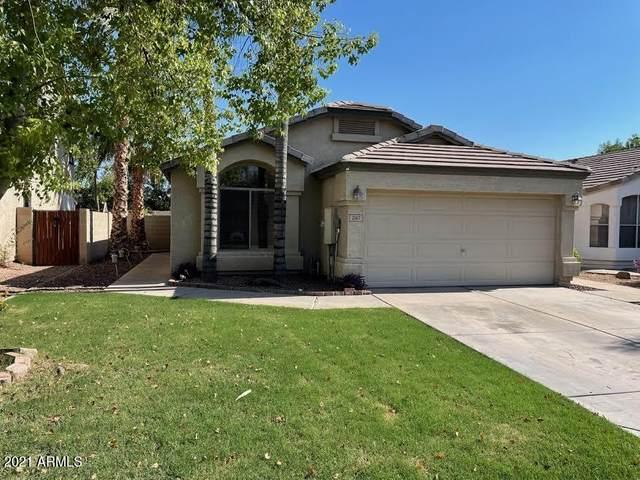 2167 E Arabian Drive, Gilbert, AZ 85296 (MLS #6272408) :: Yost Realty Group at RE/MAX Casa Grande