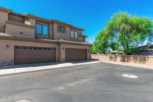 705 W Queen Creek Road #1043, Chandler, AZ 85248 (MLS #6272415) :: TIBBS Realty