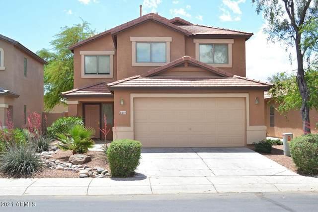 41893 W Hillman Drive, Maricopa, AZ 85138 (MLS #6272420) :: Arizona 1 Real Estate Team