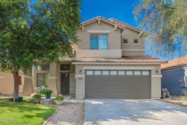2075 W Vineyard Plains Drive, Queen Creek, AZ 85142 (MLS #6272433) :: Keller Williams Realty Phoenix