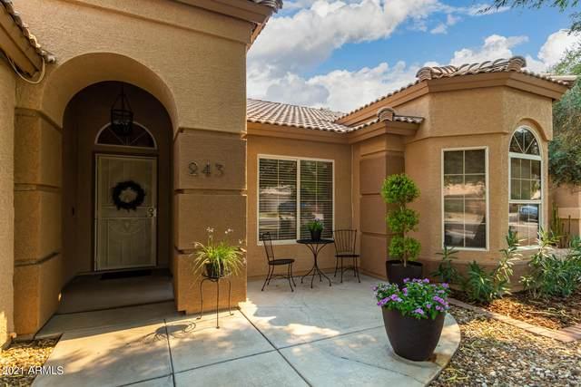 243 W Baylor Lane, Gilbert, AZ 85233 (MLS #6272447) :: Conway Real Estate