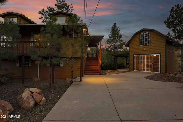 633 S Rancho Vista Drive, Prescott, AZ 86303 (MLS #6272461) :: Yost Realty Group at RE/MAX Casa Grande