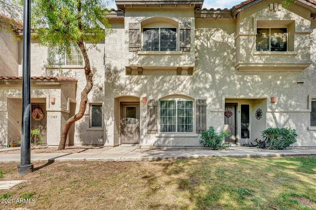 1961 N Hartford Street #1164, Chandler, AZ 85225 (MLS #6272462) :: Midland Real Estate Alliance