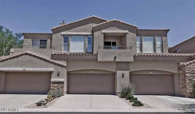 19475 N Grayhawk Drive #1105, Scottsdale, AZ 85255 (MLS #6272476) :: Keller Williams Realty Phoenix