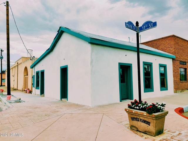143 N Main Street, Florence, AZ 85132 (MLS #6272478) :: Service First Realty