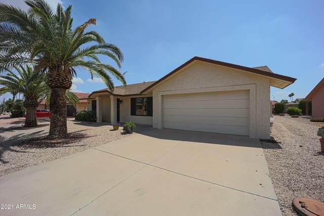 14511 W Yosemite Drive, Sun City West, AZ 85375 (MLS #6272488) :: Conway Real Estate