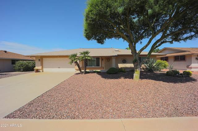 17420 N Lindgren Avenue, Sun City, AZ 85373 (MLS #6272489) :: Conway Real Estate