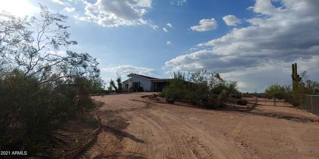 2280 S Chaparral Road, Apache Junction, AZ 85119 (MLS #6272492) :: The Laughton Team