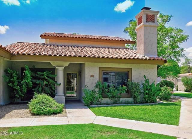 6349 N 78TH Street #143, Scottsdale, AZ 85250 (MLS #6272501) :: Keller Williams Realty Phoenix