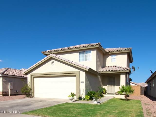 4419 N 112TH Avenue, Phoenix, AZ 85037 (MLS #6272503) :: Yost Realty Group at RE/MAX Casa Grande