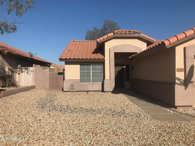 8863 N 114TH Drive, Peoria, AZ 85345 (MLS #6272506) :: The Bole Group | eXp Realty