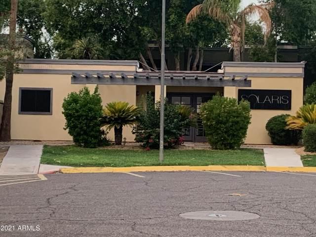 740 W Elm Street W #139, Phoenix, AZ 85013 (MLS #6272520) :: Yost Realty Group at RE/MAX Casa Grande