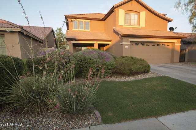 8213 S 48TH Lane, Laveen, AZ 85339 (MLS #6272530) :: Yost Realty Group at RE/MAX Casa Grande