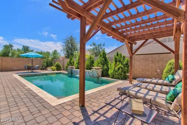 19739 E Raven Drive E, Queen Creek, AZ 85142 (MLS #6272532) :: Keller Williams Realty Phoenix