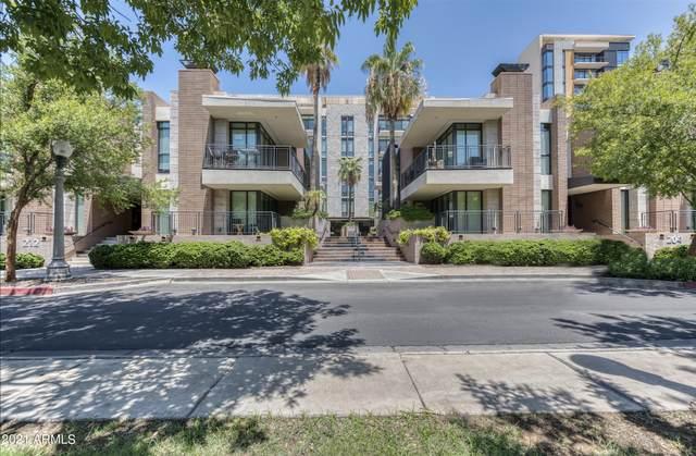 208 W Portland Street #355, Phoenix, AZ 85003 (MLS #6272535) :: Dave Fernandez Team | HomeSmart