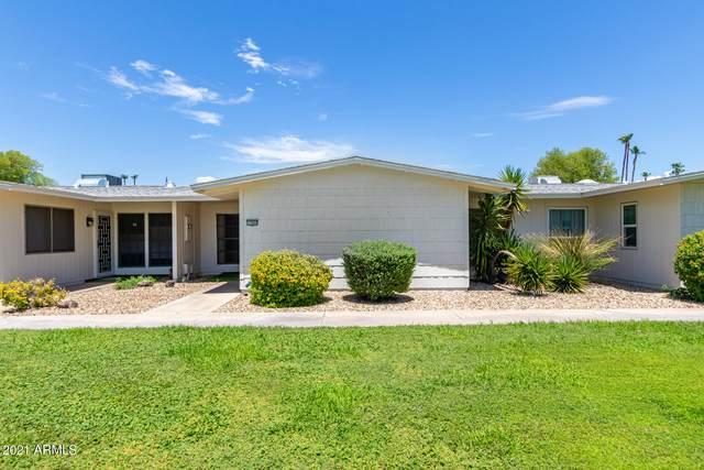 17062 N 105th Avenue, Sun City, AZ 85373 (MLS #6272538) :: The Laughton Team
